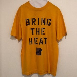 UNDEFEATED - BRING THE HEAT T-Shirt